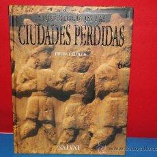 Libros de segunda mano: HITITAS Y FENICIOS--VVAA. Lote 34634498