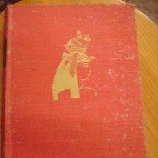 Libros de segunda mano: CLEOPATRA. EDITORIAL JUVENTUD. AUTOR: OSCAR VON WERTHEIMER AÑO1954. Lote 35410499