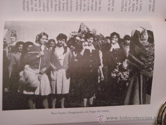 Libros de segunda mano: EL SANTUARIO DEL BUEN SUCESO DE GORDÓN (LEÓN) - Foto 8 - 35496784
