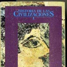 Libros de segunda mano: STUART PIGGOTT : EL DESPERTAR DE LA CIVILIZACIÓN (ALIANZA, 1988). Lote 35674428