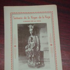 Libros de segunda mano: SANTUARIO DE LA VIRGEN DE LA VEGA. CIMANES DE LA VEGA.. Lote 36437167