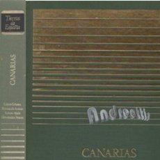 Libros de segunda mano: CANARIAS. FUNDACIÓN JUAN MARCH. EDITORIAL NOGUER PRIMERA EDICIÓN 1984. Lote 36572065