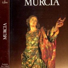 Libros de segunda mano: MURCIA. FUNDACIÓN JUAN MARCH. EDITORIAL NOGUER PRIMERA EDICIÓN 1976. Lote 36573001