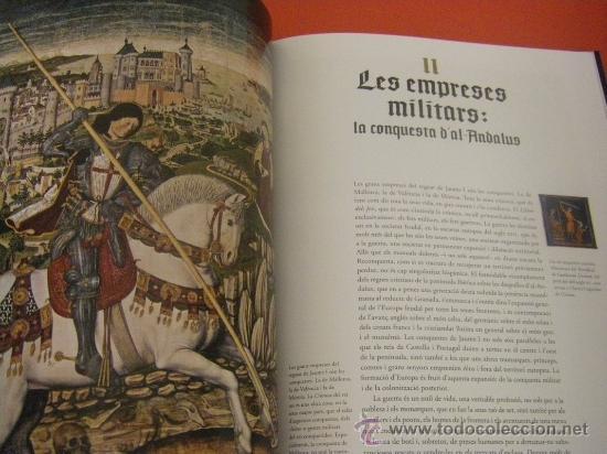 Libros de segunda mano: El rei conqueridor. Jaume I: entre la història i la llegenda (valenciano - catalán) - Foto 13 - 37158082