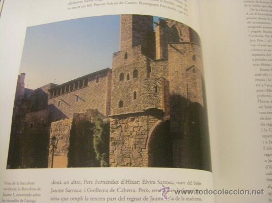 Libros de segunda mano: El rei conqueridor. Jaume I: entre la història i la llegenda (valenciano - catalán) - Foto 14 - 37158082
