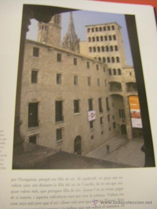 Libros de segunda mano: El rei conqueridor. Jaume I: entre la història i la llegenda (valenciano - catalán) - Foto 15 - 37158082
