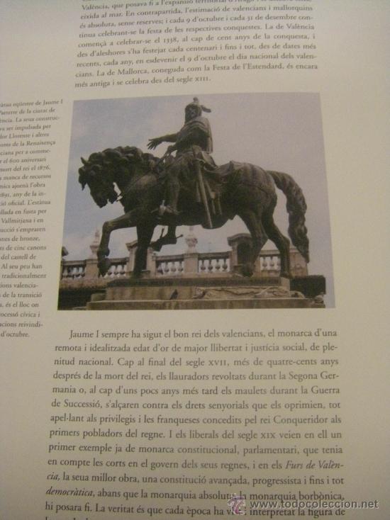 Libros de segunda mano: El rei conqueridor. Jaume I: entre la història i la llegenda (valenciano - catalán) - Foto 22 - 37158082
