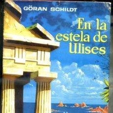 Libros de segunda mano: GORAN SCHILDT : EN LA ESTELA DE ULISES (JANO, 1960) 1ª EDICIÓN. Lote 37769587