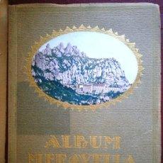 Libros de segunda mano: ALBUN MERAVELLA COMARCAS DEL BAGES-BERGUEDA-CARDENER-IGUALADA-LLUSANES-MOIANES-ETCÉTERA VER FOTOS . Lote 37829983
