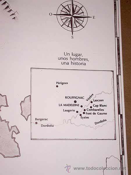 Libros de segunda mano: UN PARAJE DE CAZADORES, ROUFFIGNAC. LOUIS RENE NOUGIER Y VERONIQUE AGEORGES. ED. MENSAJERO, 1988. ++ - Foto 2 - 38770820