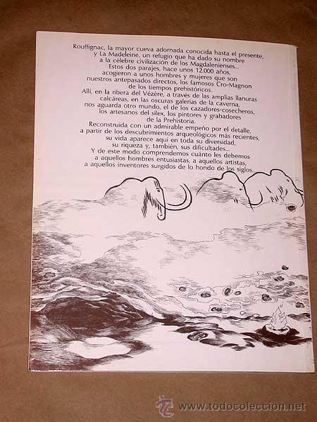 Libros de segunda mano: UN PARAJE DE CAZADORES, ROUFFIGNAC. LOUIS RENE NOUGIER Y VERONIQUE AGEORGES. ED. MENSAJERO, 1988. ++ - Foto 6 - 38770820