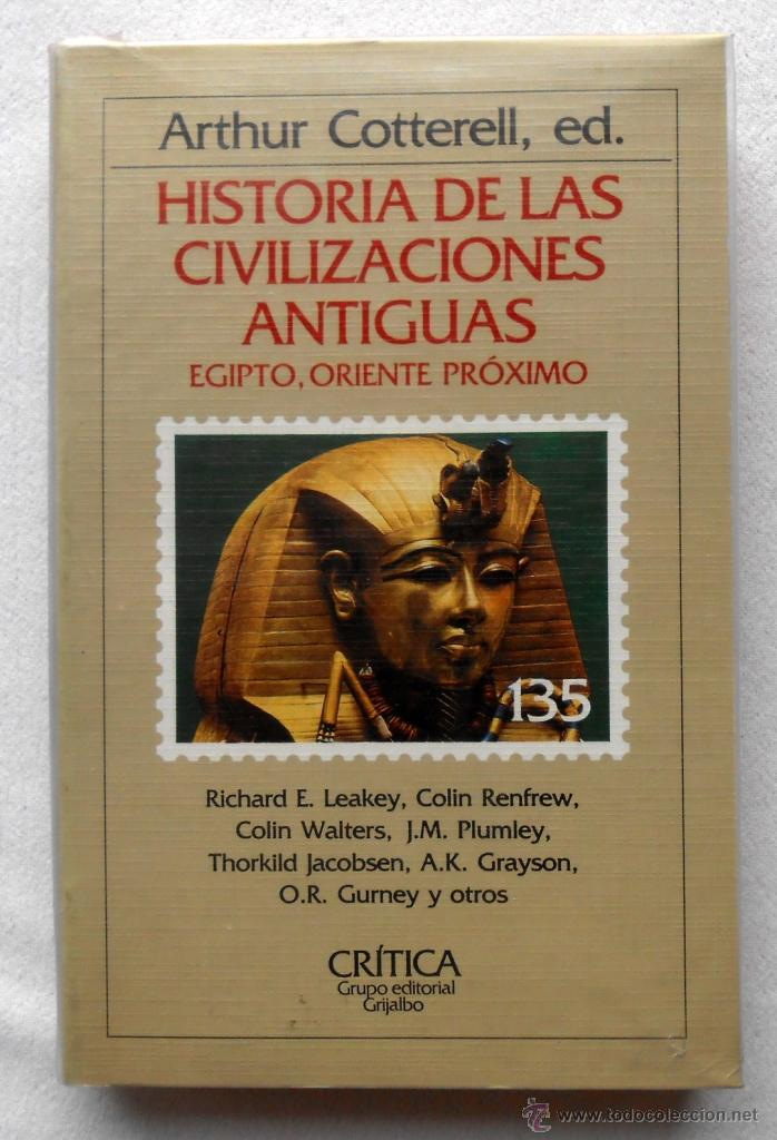 Historia De Las Civilizaciones Antiguas Arthur Cotterell Pdf Download