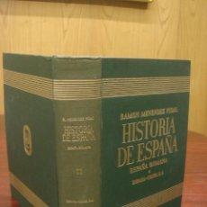 Libros de segunda mano: HISTORIA DE ESPAÑA. TOMO II: ESPAÑA ROMANA (218 A. DE J. C. - 414 DE J. C.). R. MENENDEZ PIDAL. Lote 39642138