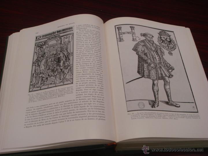 Libros de segunda mano: HISTORIA DE ESPAÑA. TOMO XVIII: LA ESPAÑA DEL EMPERADOR CARLOS V. R. MENENDEZ PIDAL - Foto 5 - 39738437