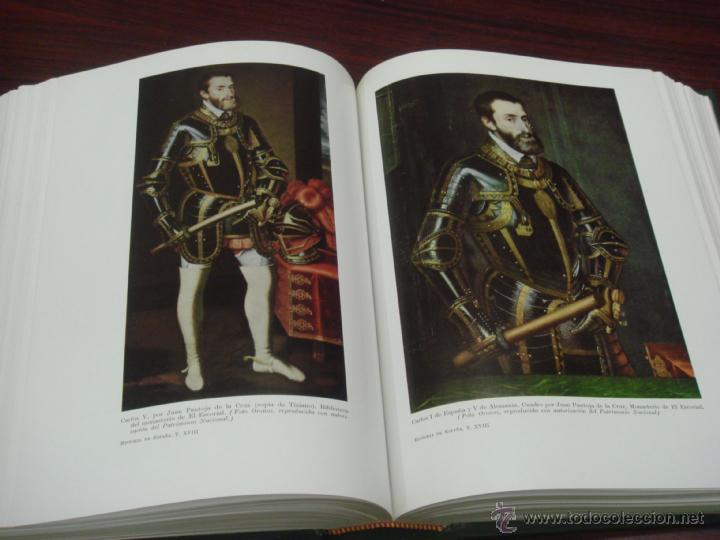 Libros de segunda mano: HISTORIA DE ESPAÑA. TOMO XVIII: LA ESPAÑA DEL EMPERADOR CARLOS V. R. MENENDEZ PIDAL - Foto 8 - 39738437