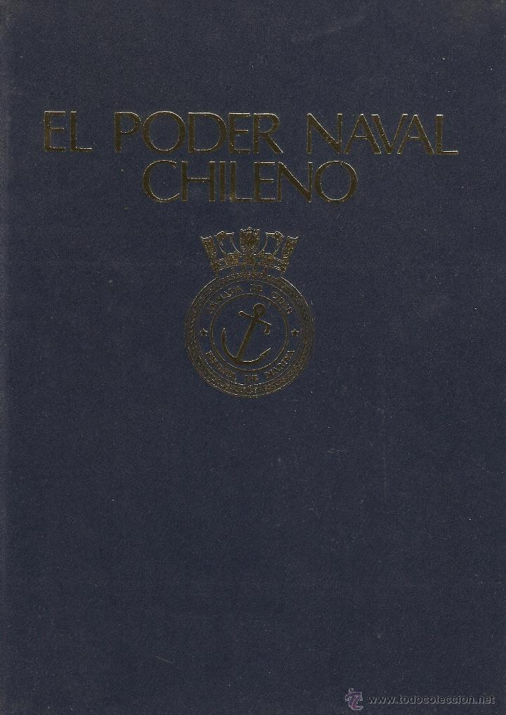 Libros de segunda mano: EL PODER NAVAL CHILENO. REVISTA DE MARINA, VALPARAÍSO, CHILE.----3ª COMPRA ENVÍO GRATIS----- - Foto 3 - 40330007