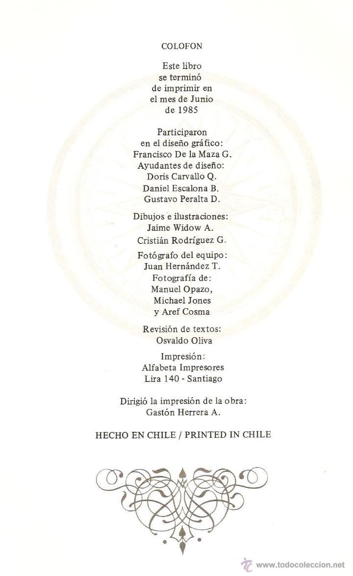 Libros de segunda mano: EL PODER NAVAL CHILENO. REVISTA DE MARINA, VALPARAÍSO, CHILE.----3ª COMPRA ENVÍO GRATIS----- - Foto 6 - 40330007