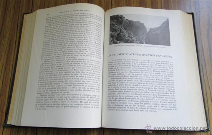Libros de segunda mano: 2 tomos breviario de la historia del mundo y de la humanidad - según José Pijoan - 1955 - Foto 6 - 40465943