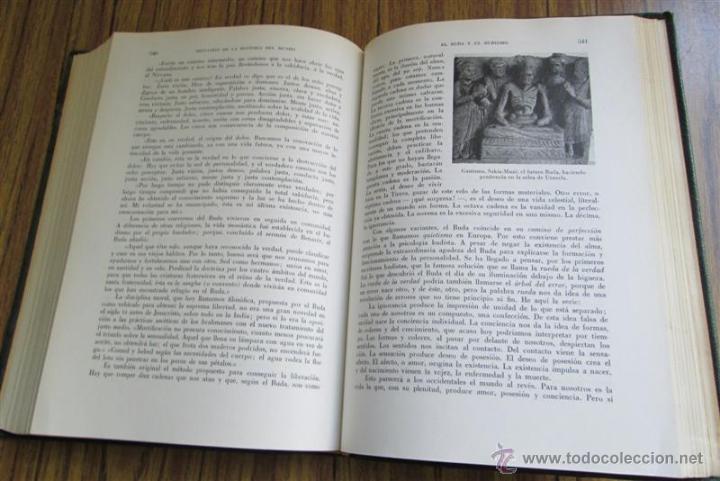 Libros de segunda mano: 2 tomos breviario de la historia del mundo y de la humanidad - según José Pijoan - 1955 - Foto 8 - 40465943