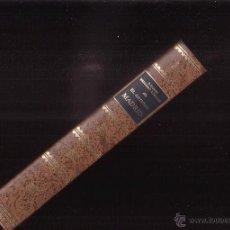 Libros de segunda mano: EL ANTIGUO MADRID /POR: D. RAMÓN DE MESONERO ROMANOS. MAPA DESPLEGABLE. Lote 40727579