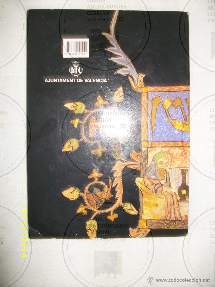 Libros de segunda mano: LOS JUDIOS VALENCIANOS EN LA BAJA EDAD MEDIA - Foto 2 - 41079047