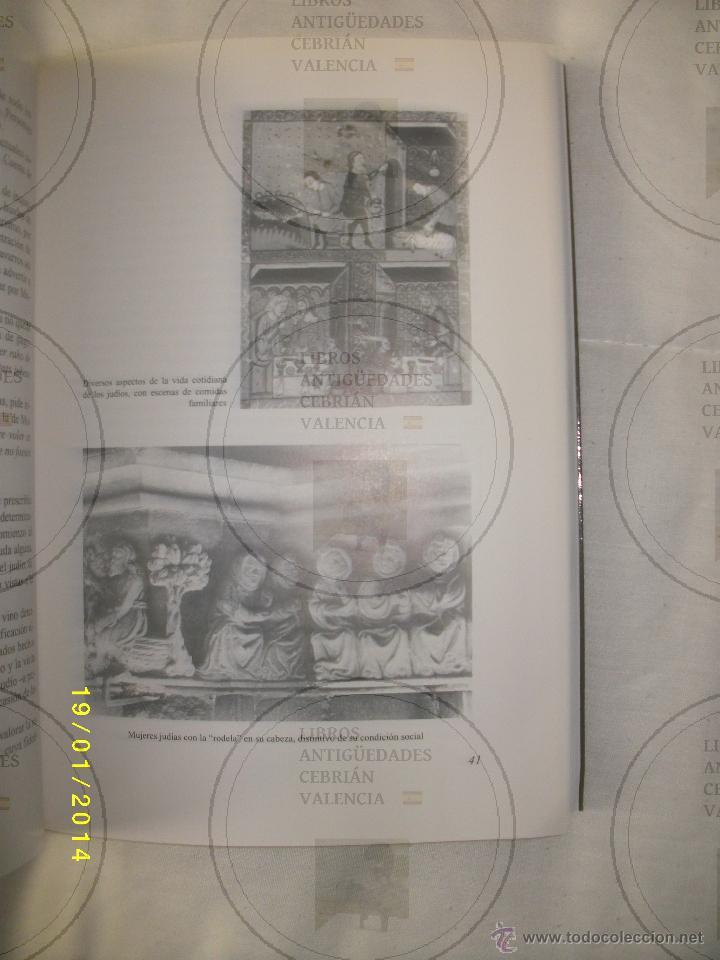 Libros de segunda mano: LOS JUDIOS VALENCIANOS EN LA BAJA EDAD MEDIA - Foto 3 - 41079047