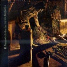 Libros de segunda mano: EL DESCUBRIMIENTO DE LOS METALES (TIME LIFE, 1976) MUY ILUSTRADO. Lote 41134122