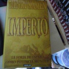 Libros de segunda mano: IMPERIO DE HENRY KAMEN. Lote 41262932