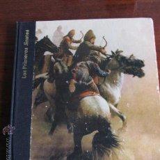 Libros de segunda mano: LOS PRIMEROS JINETES. ORIGENES DEL HOMBRE. TIME LIFE. 1973.. Lote 39062420