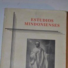 Libros de segunda mano: ESTUDIOS MINDONIENSES. ANUARIO DE ESTUDIOS HISTÓRICOS-TEOLÓGICO DE LA DIÓCESIS DE MONDOÑEDO-RM64334. Lote 41334088