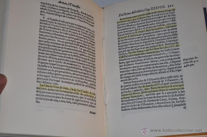 Libros de segunda mano: Armas y Triunfos de los hijos de Galicia. P. FRAY FELIPE DE LA GÁNDARA- RM64335-V - Foto 4 - 41334155