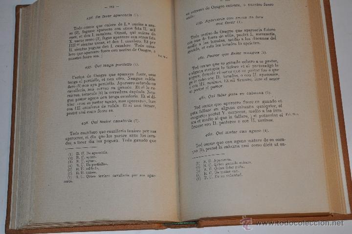 Libros de segunda mano: Fuero de Usagre (Siglo XIII). Anotado con las variantes del de Cáceres. RM64387-V - Foto 2 - 41339956