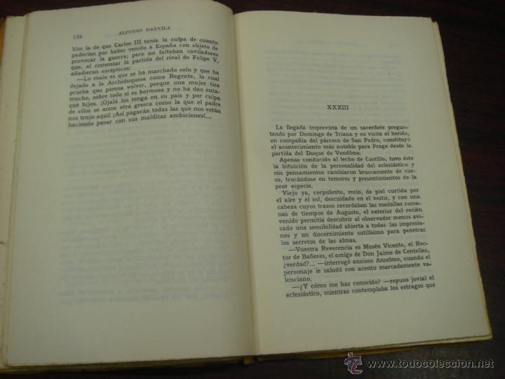 Libros de segunda mano: EL CONGRESO DE UTRECHT. 1946. COL. LUCHAS FRATICIDAS DE ESPAÑA. 2 TOMOS. 4ª EDICIÓN. - Foto 9 - 41640884