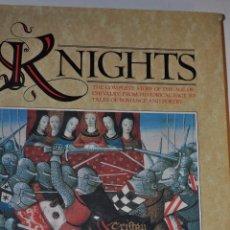 Libros de segunda mano: KNIGHTS. ANDREA HOPKINS RM65139. Lote 42345596