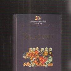 Libros de segunda mano: SALADINO GENEVIEVE CHAUVEL. Lote 42473370