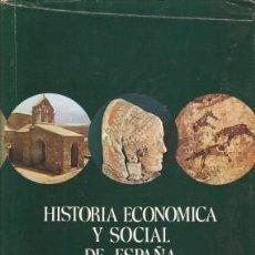 Libros de segunda mano: HISTORIA ECONÓMICA Y SOCIAL DE ESPAÑA VOL. I LA ANTIGUEDAD. Lote 42786475