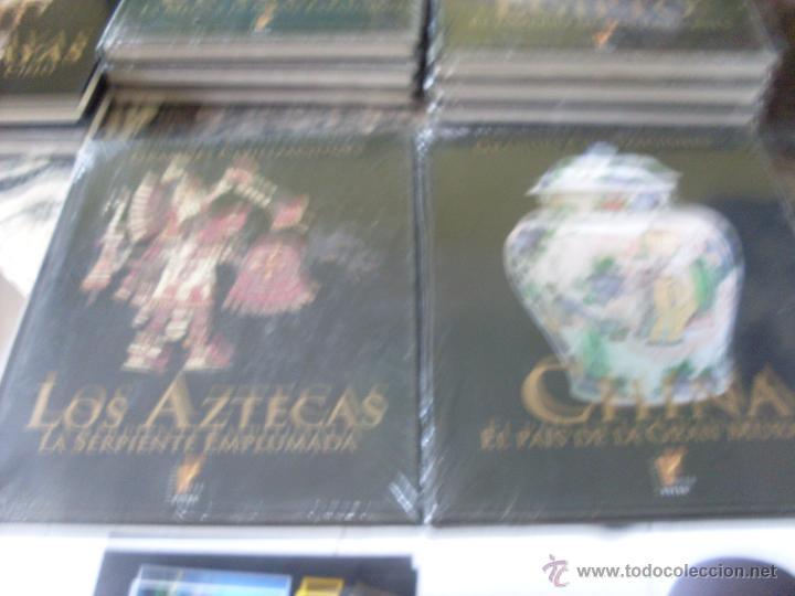 Libros de segunda mano: GRANDES CIVILIZACIONES. COMPLETA EN 10 TOMOS. PRECINTADOS (ED. RUEDA) (EN1D) - Foto 5 - 42944810