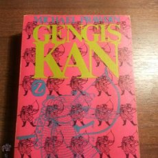 Libros de segunda mano: GENGIS KAN. MICHAEL PRAWDIN. 1968. PRIMERA EDICION. EDITORIAL JUVENTUD.. Lote 50133718