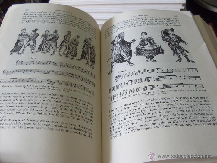 Libros de segunda mano: COSTUMARI CATALA (JOAN AMADES 1982 ) VOL I - IV Y V (EN1E) - Foto 7 - 43387046