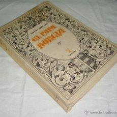 Libros de segunda mano: EL PAPA BORGIA. POR ORESTE FERRARA 1943. Lote 43470690