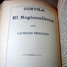 Libros de segunda mano: 2 TOMOS - HISTORIA CONTEMPORANEA DE GALICIA. - BARREIRO- MUY ILUSTRADO. Lote 44029483