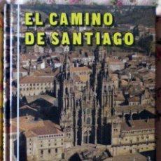 Libros de segunda mano: LIBRO GUÍA EVEREST EL CAMINO DE SANTIAGO- EUSEBIO GOICOECHEA ARRONDO 1992 NUEVO. Lote 45144321