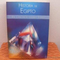 Libros de segunda mano: HISTORIA DE EGIPTO.DÍA A DÍA EN EL ANTIGUO EGIPTO (M.MARTÍN ALBO). Lote 44672026