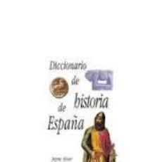 Libros de segunda mano: DICCIONARIO DE HISTORIA DE ESPAÑA, ISTMO. Lote 44786051