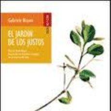 Libros de segunda mano: EL JARDIN DE LOS JUSTOS, GABRIELE NISSIM, KAILAS. Lote 44866285
