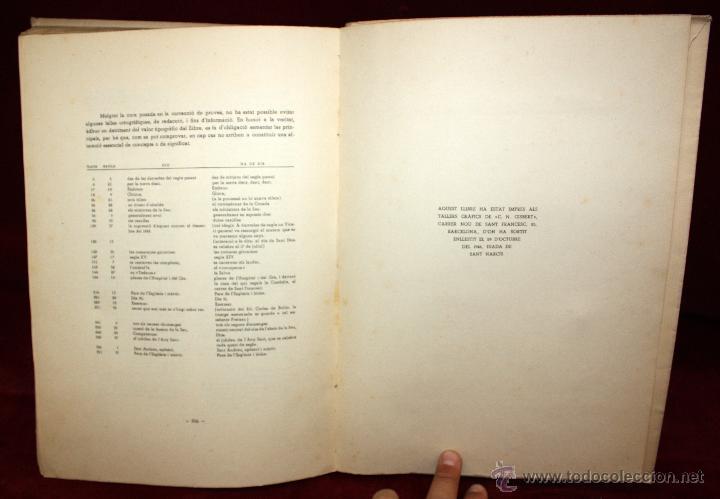 Libros de segunda mano: GIRONA. PETITA HISTÒRIA DE LA CIUTAT I DE LES SEVES TRADICIONS I FOLK-LORE. 1946 - Foto 3 - 45056004