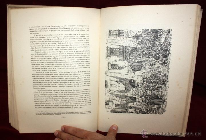 Libros de segunda mano: GIRONA. PETITA HISTÒRIA DE LA CIUTAT I DE LES SEVES TRADICIONS I FOLK-LORE. 1946 - Foto 7 - 45056004