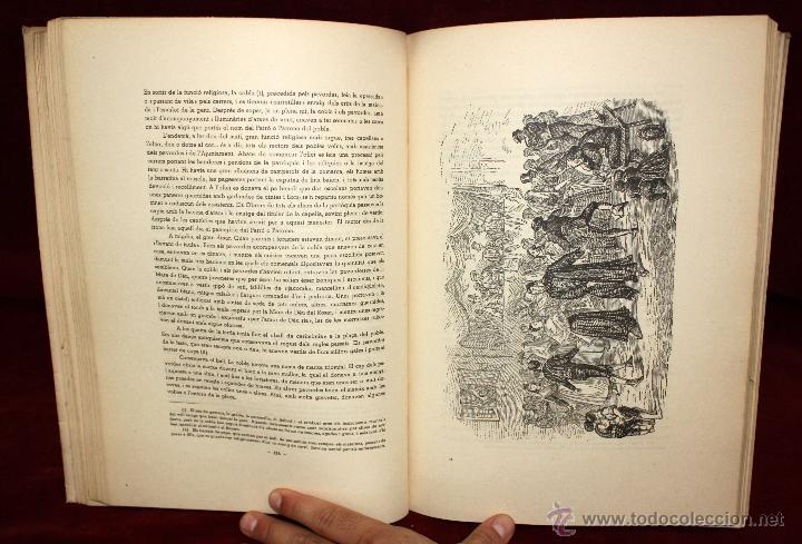 Libros de segunda mano: GIRONA. PETITA HISTÒRIA DE LA CIUTAT I DE LES SEVES TRADICIONS I FOLK-LORE. 1946 - Foto 8 - 45056004