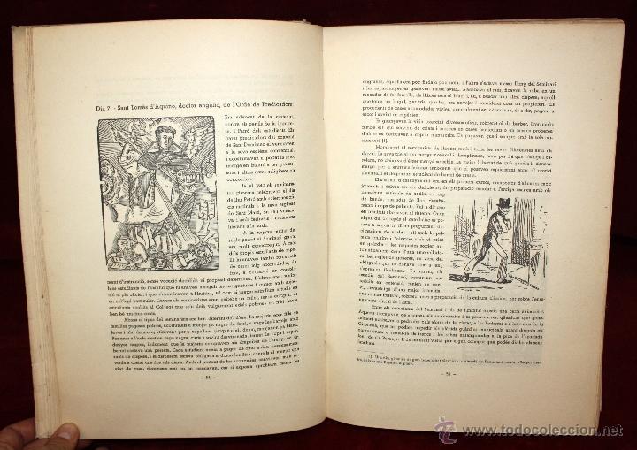 Libros de segunda mano: GIRONA. PETITA HISTÒRIA DE LA CIUTAT I DE LES SEVES TRADICIONS I FOLK-LORE. 1946 - Foto 9 - 45056004