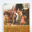 Libros de segunda mano: HISTORIA DE ESPAÑA MODERNA - ANTONIO RUMEU DE ARMAS - ANAYA 1965. TDK208. Lote 100197272
